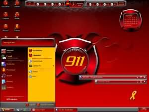 free 911_vs visual style download 911_vs xp theme